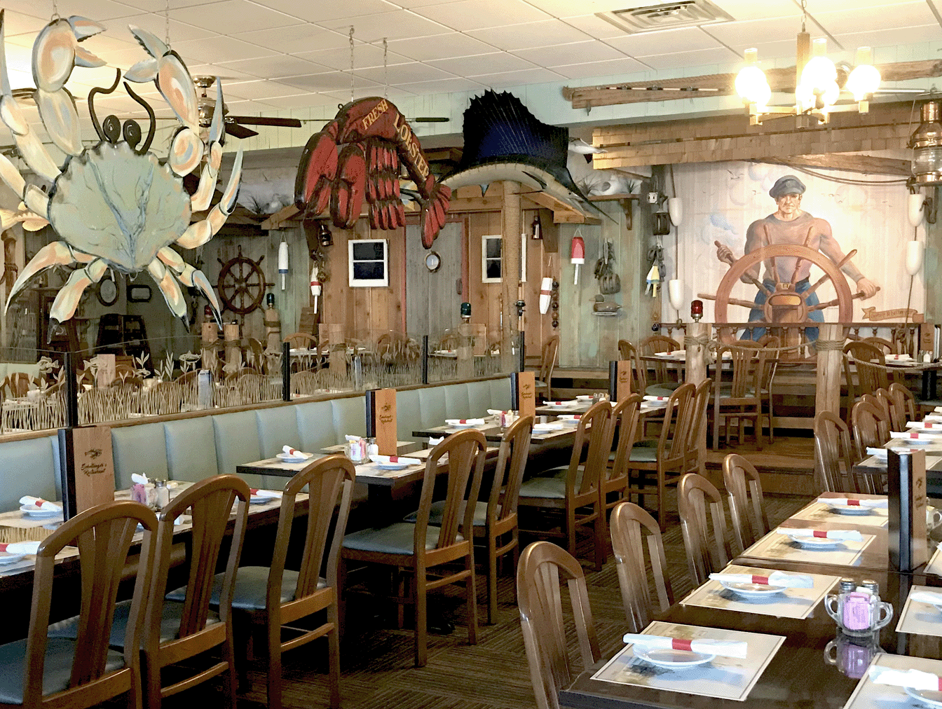 Fantastic Schellengers Restaurant Seafood Steaks And Cocktails Interior Design Ideas Lukepblogthenellocom